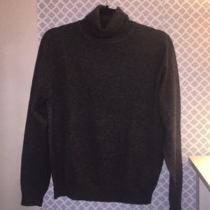 Tops - Grey Turtle Neck